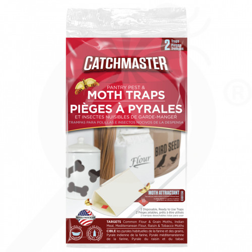 catchmaster trap 812b set 2 food moths - 2