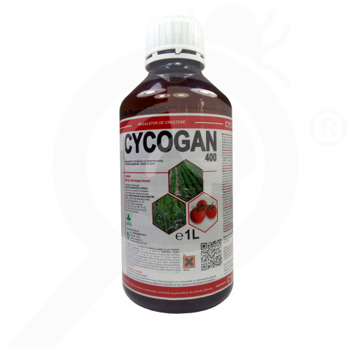 eu adama growth regulator cycogan 400 sl 1 l - 0