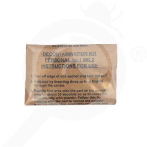 pelgar disinfectant decontamination kit - 2