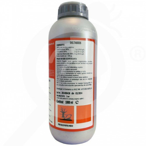 india insecticide deltabios 1 litre - 1