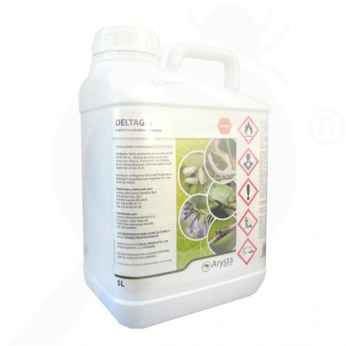 eu arysta lifescience insecticide crop deltagri 5 l - 1