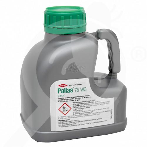 eu dow agro sciences erbicid pallas 75wg 500 g adjuvant 1 litru - 1