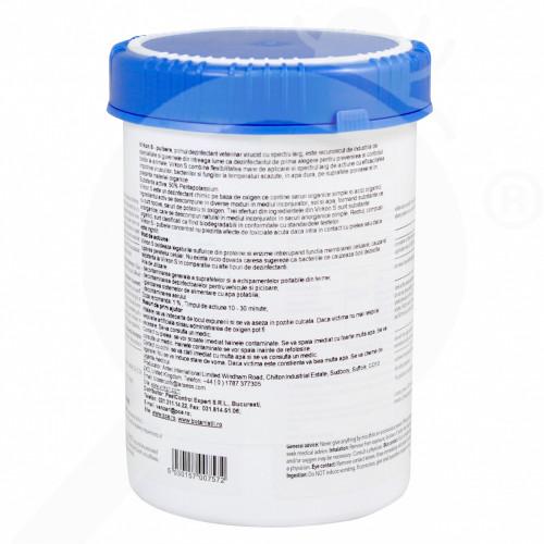 dupont disinfectant virkon s powder 1 kg - 2