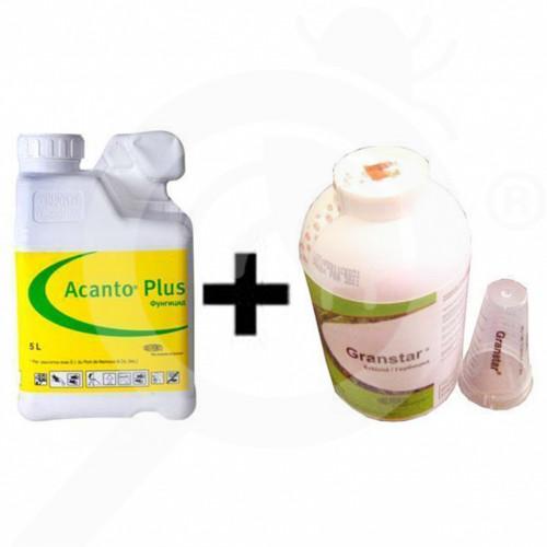 eu dupont fungicid acanto plus 25l erbicid ganstar super 50 sg - 1