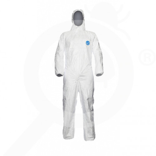 dupont safety equipment protective coverall tyvek chf5 xl - 1