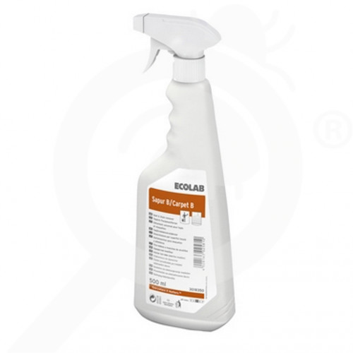 eu ecolab detergent carpet b 500 ml - 1