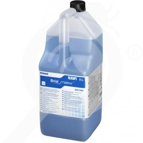 eu ecolab detergent maxx2 brial 5 l - 1
