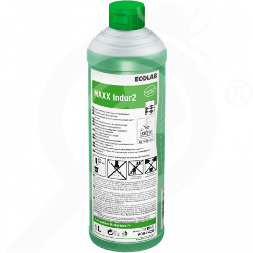 eu ecolab detergent maxx2 indur 1 l - 1
