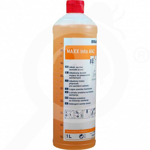 eu ecolab detergent maxx2 into alk 1 l - 1