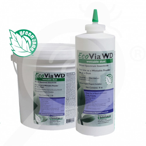 eu rockwell labs insecticide ecovia wd 8 oz - 0