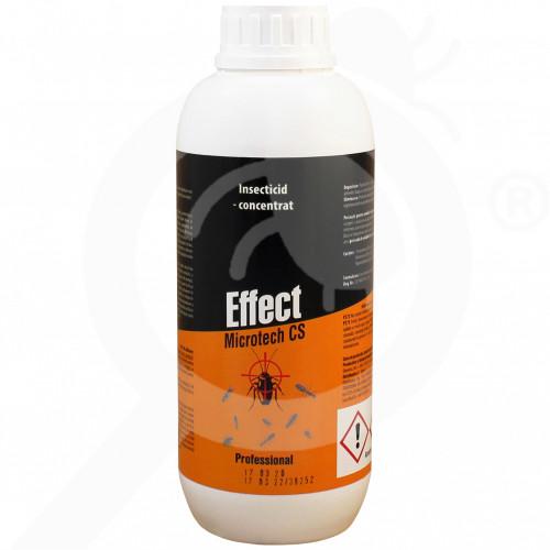 eu unichem insecticide effect microtech cs 1 l - 1