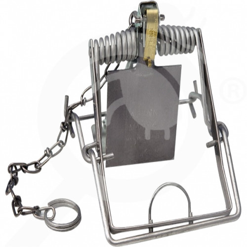 eu ghilotina trap t140 spring trap - 0