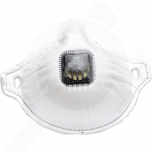 eu jsp valve half mask 3x ffp2v filterspect protection kit - 1