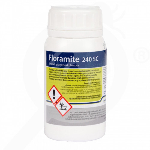 eu chemtura acaricide floramite 240 sc 5 ml - 0