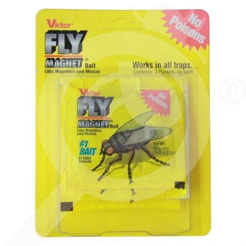 eu woodstream trap victor fly magnet refill 4 g 3 p - 0