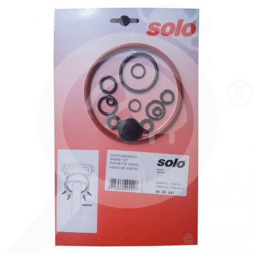 eu solo spare parts gasket set sprayer 456 457 - 3