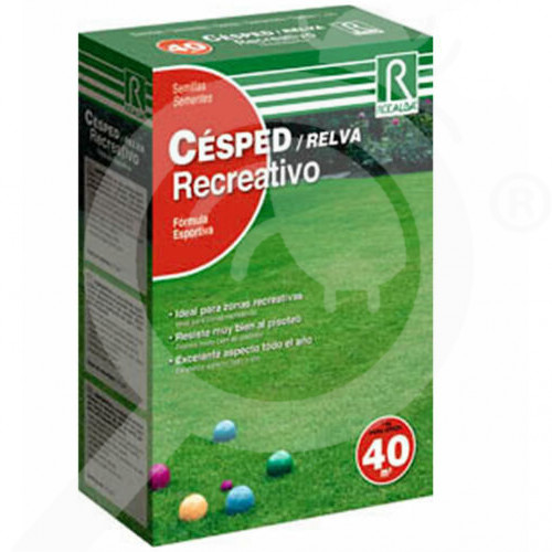 eu rocalba lawn seeds for recreational areas 5 kg - 0