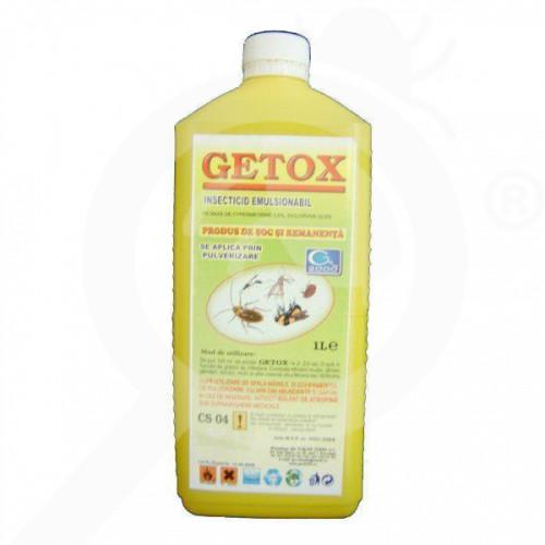 eu eu insecticide getox - 0