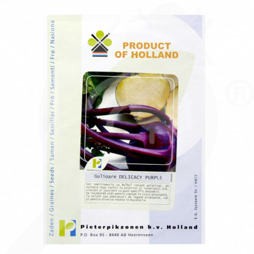 eu pieterpikzonen seed delicacy purple 10 g - 1