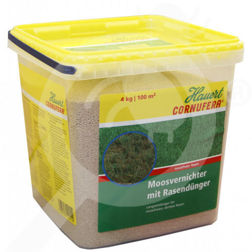 eu hauert fertilizer grass cornufera mv 4 kg - 0
