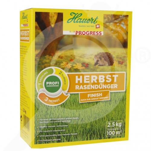 eu hauert fertilizer grass autumn 2 5 kg - 0