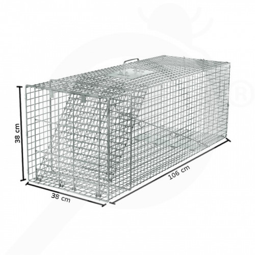 havahart 1081 animal trap - 2