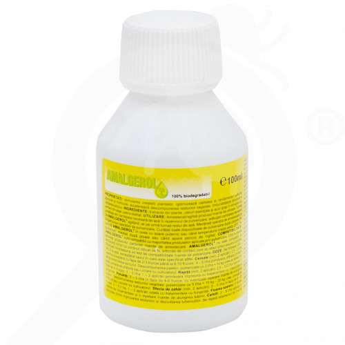 eu hechenbichler fertilizer amalgerol 100 ml - 0