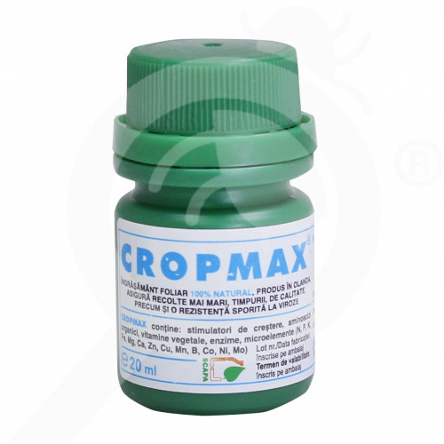 eu holland farming fertilizer cropmax 20 ml - 0