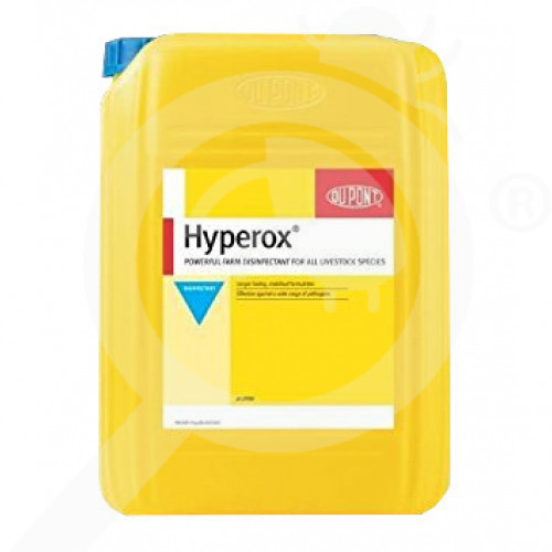 dupont disinfectant hyperox 20 litres - 1