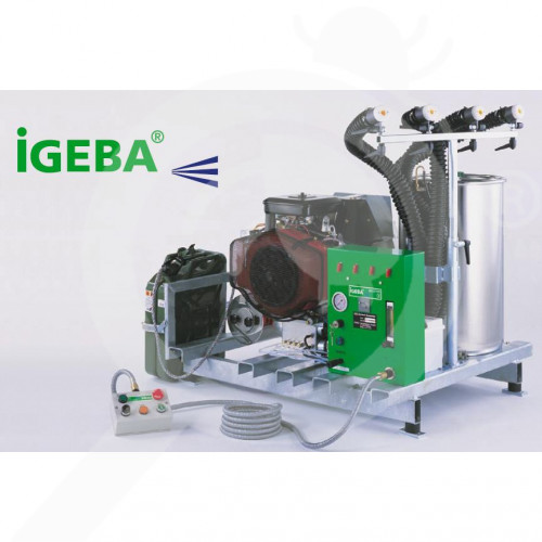 eu igeba sprayer fogger u 40 hd m - 10