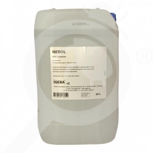 eu igeba spare parts additive nebol 25 litres - 1