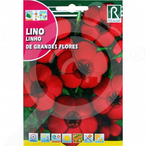 eu rocalba seed de grandes flores 2 6 g - 0