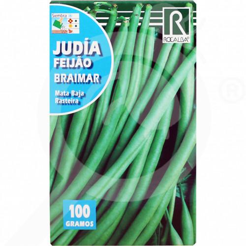 eu rocalba seed green beans braimar 100 g - 0