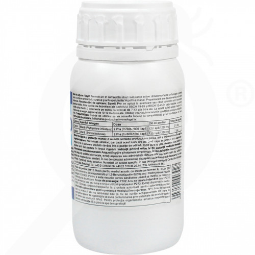 eu sumitomo chemical agro fungicide spyrit pro 250 ml - 0