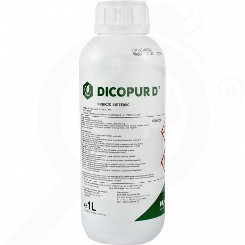 eu nufarm herbicide dicopur d 1 l - 1