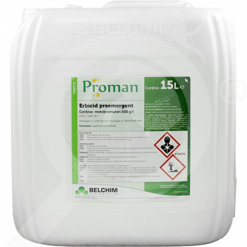 eu belchim herbicide proman 15 l - 2
