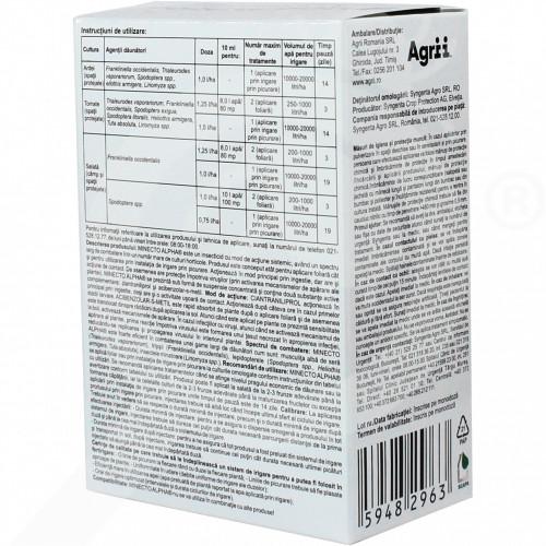 eu syngenta insecticide crop minecto alpha 10 ml - 0