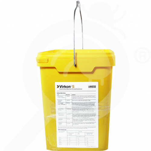 eu dupont disinfectant virkon s powder 10 kg - 3