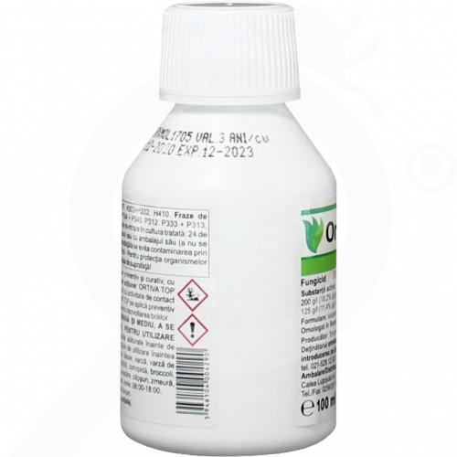 eu syngenta fungicide ortiva top 100 ml - 0