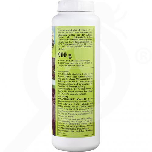 eu schacht fertilizer root stimulator wurzel fit 900 g - 1