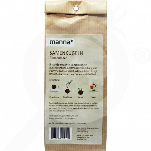 eu hauert seed multicolor flowers mix manna 90 g - 0