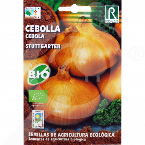 eu rocalba seed white onion stuttgarter bio 3 g - 0