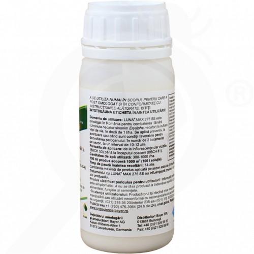 eu bayer fungicide luna max se 275 100 ml - 1