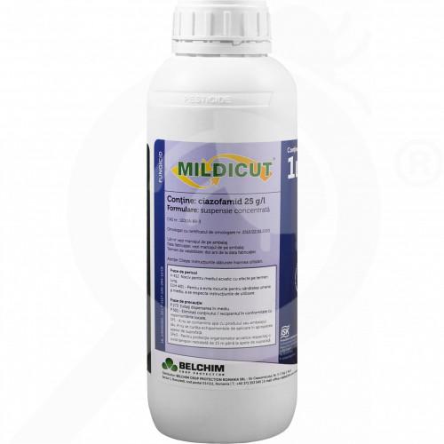 eu isk biosciences fungicide mildicut 1 l - 1