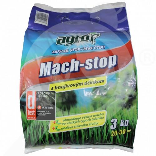 eu agro cs fertilizer moss stop 3 kg - 0