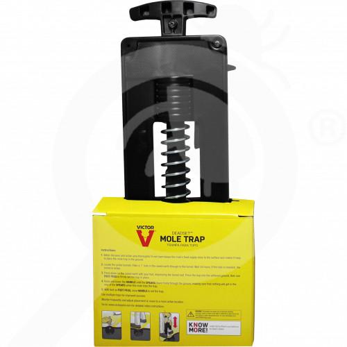 eu woodstream trap victor deadset m9015 mole trap - 1