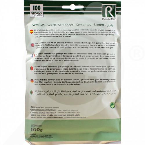 eu rocalba seed red beet cylindra 10 g - 0