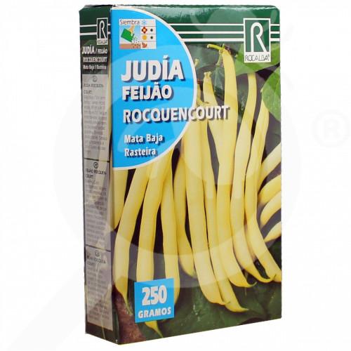 eu rocalba seed yellow beans rocquencourt 250 g - 0