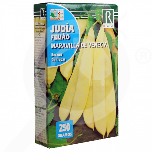 eu rocalba seed yellow beans maravilla de venecia 250 g - 0