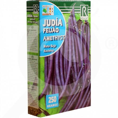 eu rocalba seed violet beans amethyst 250 g - 0